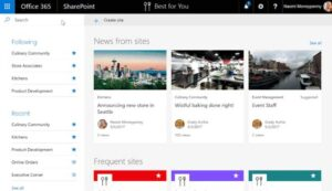 Essential Features Of SharePoint, Exchange And Skype For Business 2019 Released